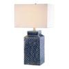 This item: Pero Sapphire Blue Lamp