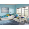 This item: Pulse White L-Shaped Bed with Storage and Trundle