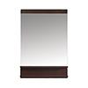 This item: CityLoft 24 inch Mirror in Light Espresso finish