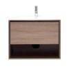 This item: Sonoma Restored Khaki Wood 31-Inch Vanity Combo