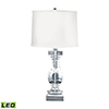 This item: Crystal Clear LED Table Lamp