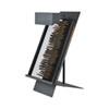 This item: Gravity Black Powder Coat 22-Inch One-Light Table Lamp
