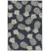This item: Amalie Navy Fruit Rectangular: 5 Ft. x 7 Ft.6 In. Rug