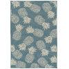 This item: Amalie Light Blue Pattern Rectangular: 3 Ft.6 In. x 5 Ft.6 In. Rug