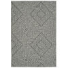 This item: Bacalar Charcoal Rectangular: 5 Ft.3 In. x 7 Ft.6 In. Rug