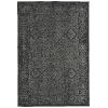 This item: Bacalar Charcoal Gray Rectangular: 5 Ft.3 In. x 7 Ft.6 In. Rug