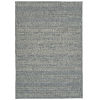This item: Bacalar Blue Wave Rectangular: 4 Ft. x 6 Ft. Rug
