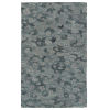 This item: Calvin Blue and Gray 5 Ft. x 7 Ft. 9 In. Area Rug