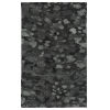 This item: Calvin Charcoal and Gray 5 Ft. x 7 Ft. 9 In. Area Rug