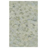 This item: Calvin Light Blue and Yellow 5 Ft. x 7 Ft. 9 In. Area Rug