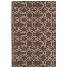 This item: Cove Red Rectangular: 7 Ft.10 In. x 10 Ft. Rug
