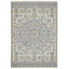 This item: Eddison Silver and Ivory 7 Ft.10 In. x 10 Ft. Area Rug