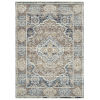 This item: Eddison Navy and Rust 7 Ft.10 In. x 10 Ft. Area Rug