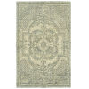 This item: Effete Ivory and Olive 5 Ft. 6 In. x 8 Ft. 6 In. Area Rug