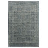 This item: Easton Blue 5 Ft. 6 In. x 8 Ft. 6 In. Area Rug