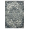 This item: Easton Navy, Ivory and Black 2 Ft. 3 In. x 8 Ft. Runner Rug