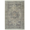 This item: Rila Silver Rectangular: 2 Ft. x 3 Ft. Rug