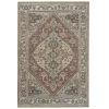 This item: Rila Rose Pattern Rectangular: 2 Ft. x 3 Ft. Rug