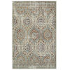 This item: Kayden Rust and Blue 8 Ft. x 10 Ft. Area Rug