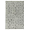 This item: Micha Silver and Brown 5 Ft. x 7 Ft. 9 In. Area Rug