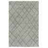 This item: Micha Silver and Gray 5 Ft. x 7 Ft. 9 In. Area Rug