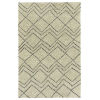 This item: Micha Ivory and Graphite 9 Ft. 6 In. x 13 Ft. Area Rug