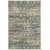 This item: Memphis Charcoal and Sand 3 Ft. 11 In. x 5 Ft. 7 In. Area Rug