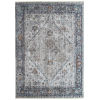 This item: Praia Silver Gray Rectangular: 7 Ft.10 In. x 9 Ft.6 In. Rug