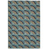 This item: Puerto Multi Rectangular: 7 Ft.2 In. x 10 Ft.5 In. Rug