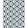 This item: Puerto White Pattern Rectangular: 7 Ft.2 In. x 10 Ft.5 In. Rug