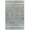 This item: Radiance Gray and Silver 5 Ft. x 7 Ft. 9 In. Area Rug