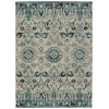 This item: Zuma Beach Blue PatternRunner: 2 Ft.2 In. x 7 Ft.6 In.