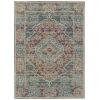This item: Zuma Beach Brown Multicolor Rectangular: 7 Ft.10 In. x 10 Ft. Rug