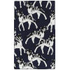 This item: Forever Fauna Navy and White 2 Ft. x 3 Ft. Throw Rug
