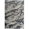 This item: Global Altitude Ivory and Denim 5 Ft. 3 In. x 7 Ft. 3 In. Area Rug