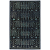 This item: Zuma Beach Navy Machine Made 3Ft. 11In x 5Ft. 3In Rectangle Rug