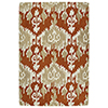 This item: Casual Paprika Hand Tufted 2Ft. x 3Ft. Rectangle Rug