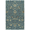 This item: Chancellor Blue Hand-Tufted 4Ft. x 6Ft. Rectangle Rug