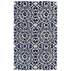 This item: Evolution Navy Hand Tufted 11Ft. 9In Square Rug