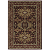 This item: McAlester Burgundy Machine Made 2Ft. 3In x 8Ft. Runner Rug
