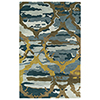This item: Brushstrokes Blue Hand-Tufted 9Ft. 6In x 13Ft. Rectangle Rug