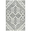 This item: Solitaire Grey Hand-Woven 9Ft. 6In x 13Ft. Rectangle Rug