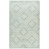 This item: Solitaire Glacier Hand-Woven 5Ft. x 7Ft. 9In Rectangle Rug