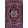 This item: Zuma Beach Pink Machine Made 3Ft. 11In x 5Ft. 3In Rectangle Rug