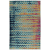 This item: Zuma Beach Multicolor Machine Made 2Ft. x 3Ft. Rectangle Rug