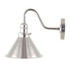 This item: Provence Polished Nickel One-Light Wall Sconce