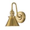 This item: Provence Antique Brass One-Light Bath Vanity
