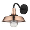This item: Burry Copper One-Light Outdoor Wall Mount