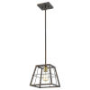 This item: Charley Oil Rubbed Bronze One-Light Mini Pendant