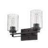 This item: Orella Oil-Rubbed Bronze Two-Light Bath Vanity